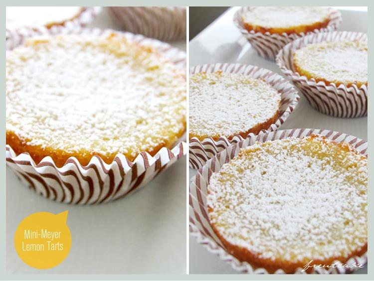 Mini-Lemon Tarts