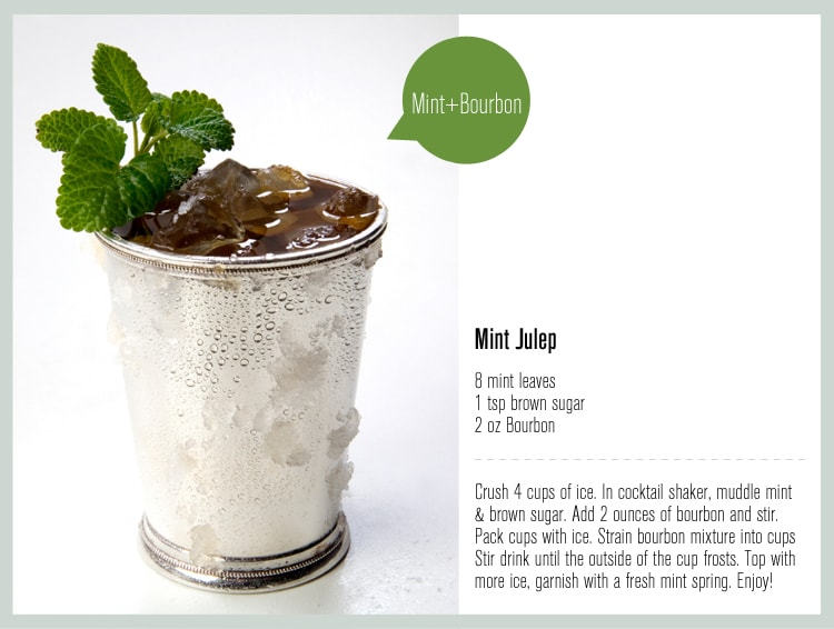 "A ""Big Easy"" Mint Julep"