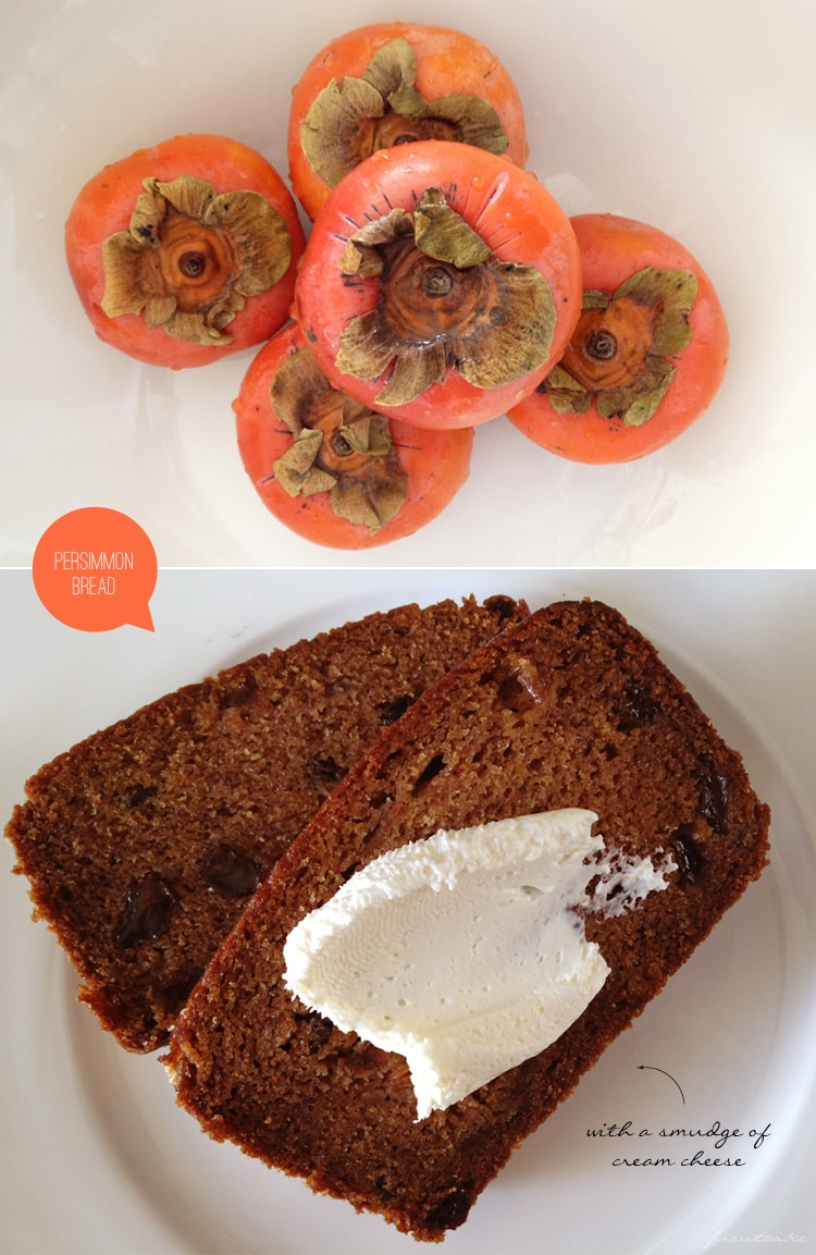 persimmonbread Persimmon Bread
