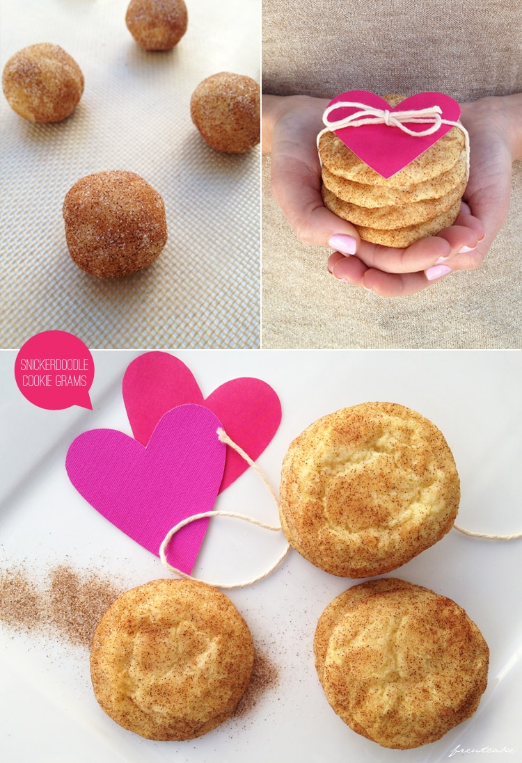 snickerdoodles Snickerdoodle Cookie Grams