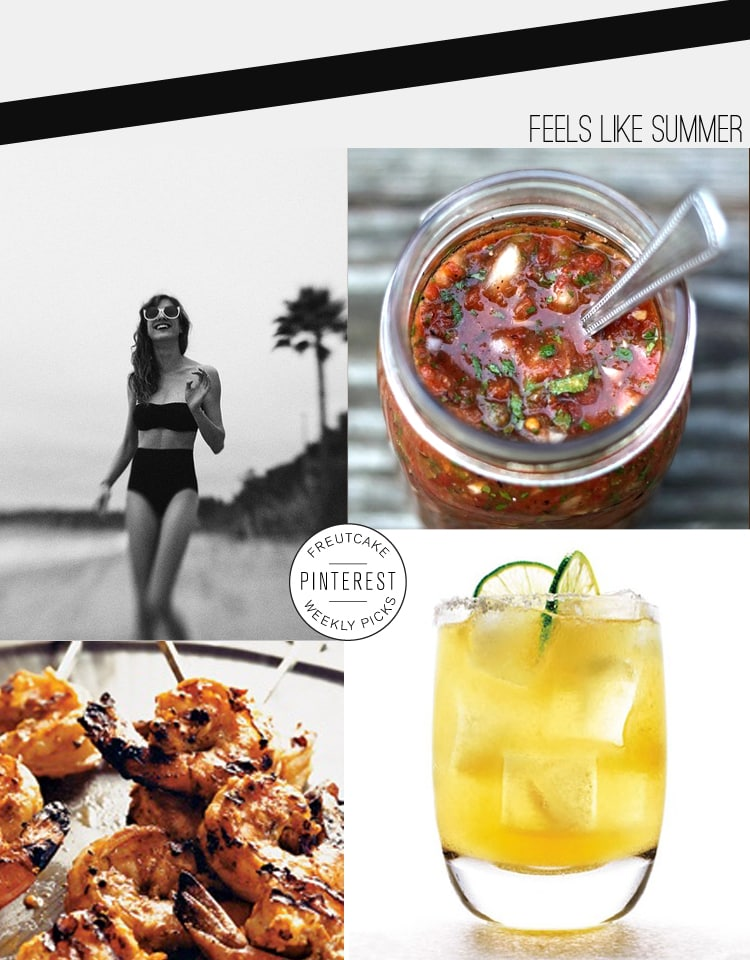 summer inspiration board pinterest Summer Pinspiration