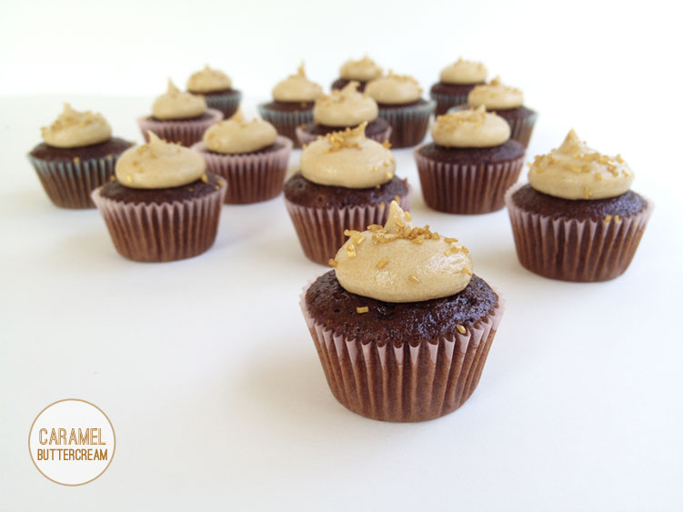 caramel buttercream recipe 1 Easy Caramel Buttercream Frosting