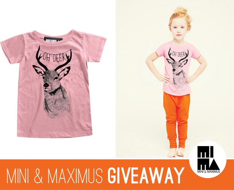 mini maximus giveaway 1 Mini & Maximus Giveaway