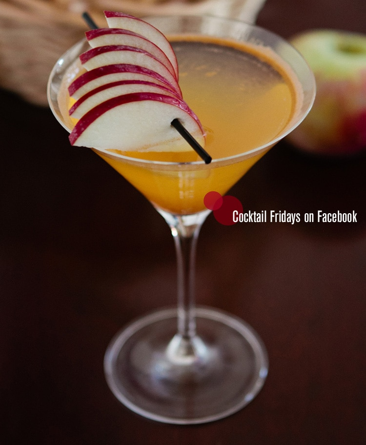 Apple Orchard Martini