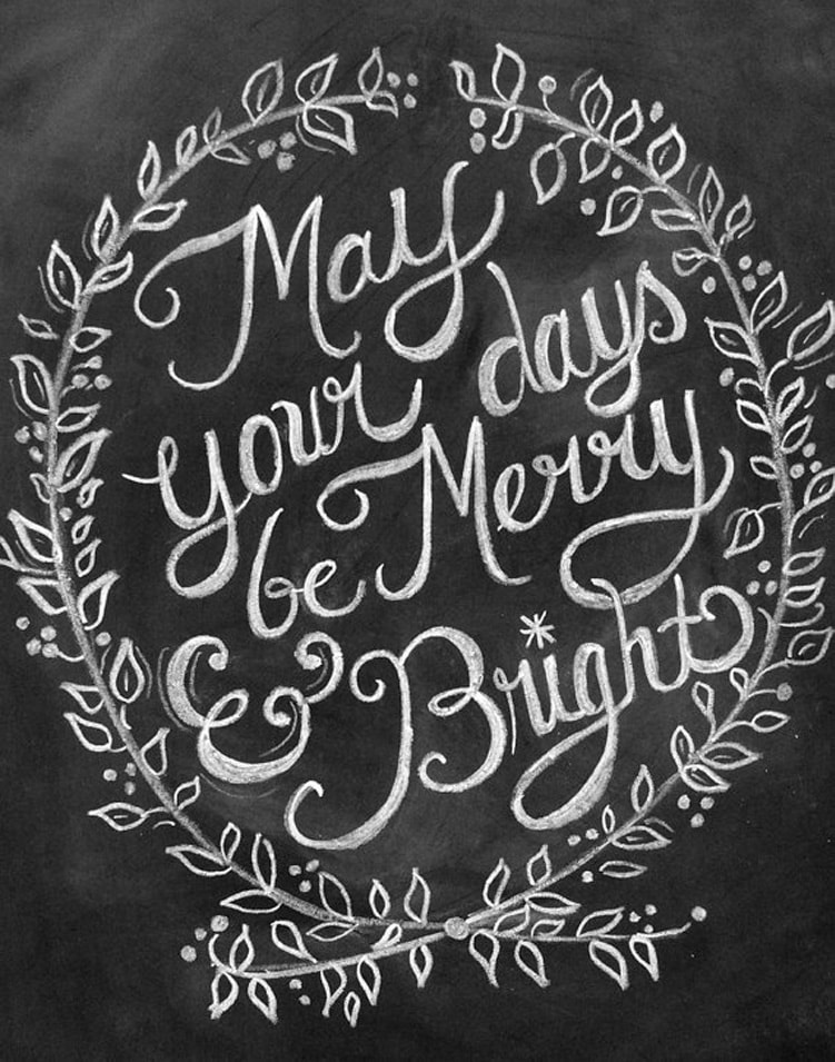 merry and bright Merry & Bright