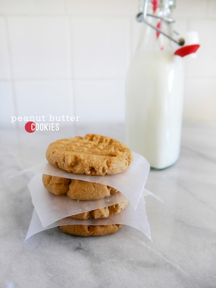 Peanut Butter Cookies by Freutcake Peanut Butter Cookies