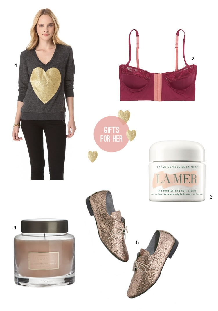 Valentine 39 s day gifts for her for What the best valentine gift for her