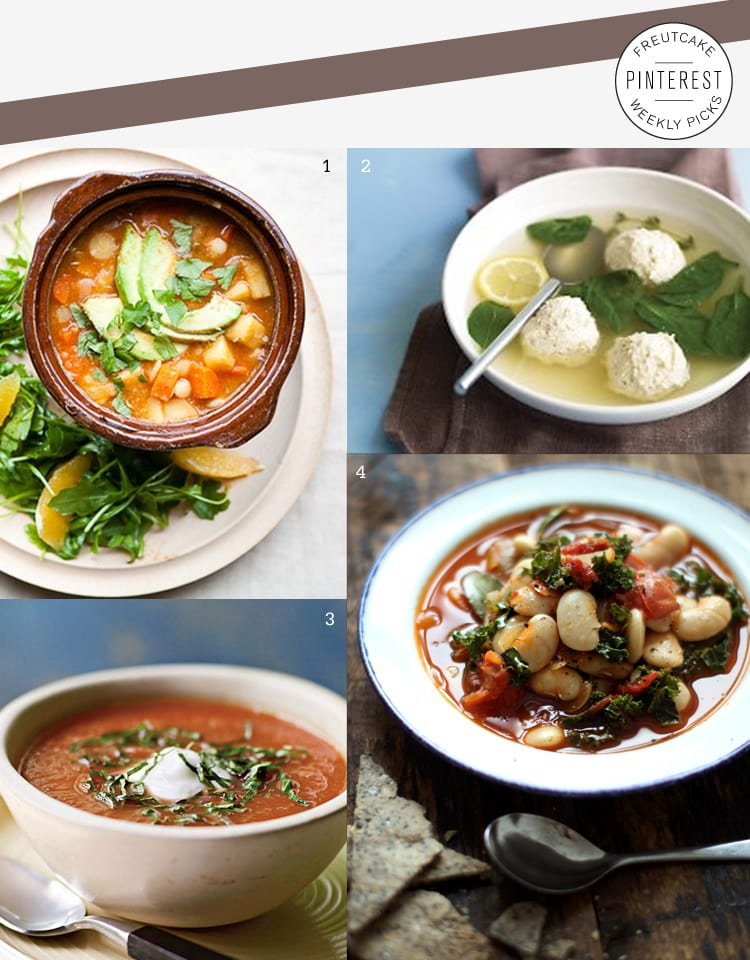 winter soup recipes pin picks Healthy Winter Soup