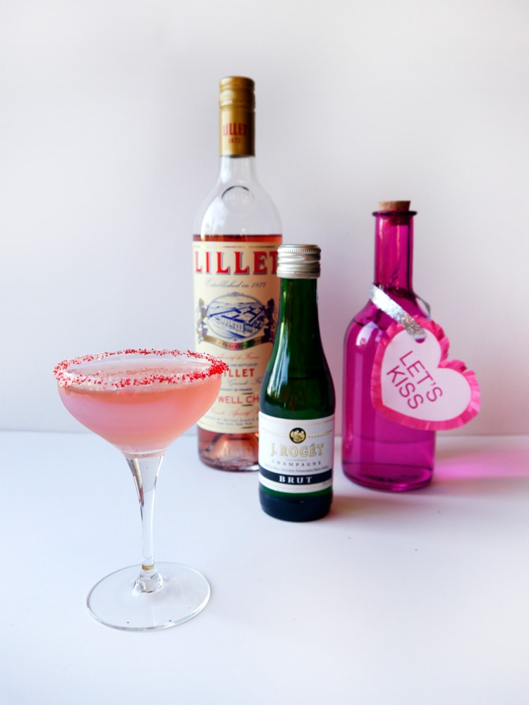 Conversation Heart Vodka Recipe 4 Conversation Heart Vodka & Cupids Kiss