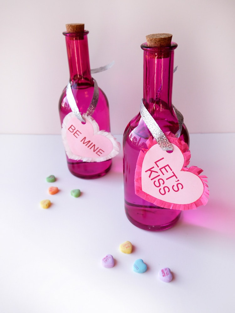 Conversation Heart Vodka Recipe Conversation Heart Vodka & Cupids Kiss