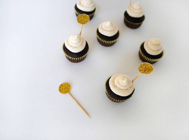 Baileys Irish Cream Cupcakes 4 Baileys Irish Cream Cupcakes