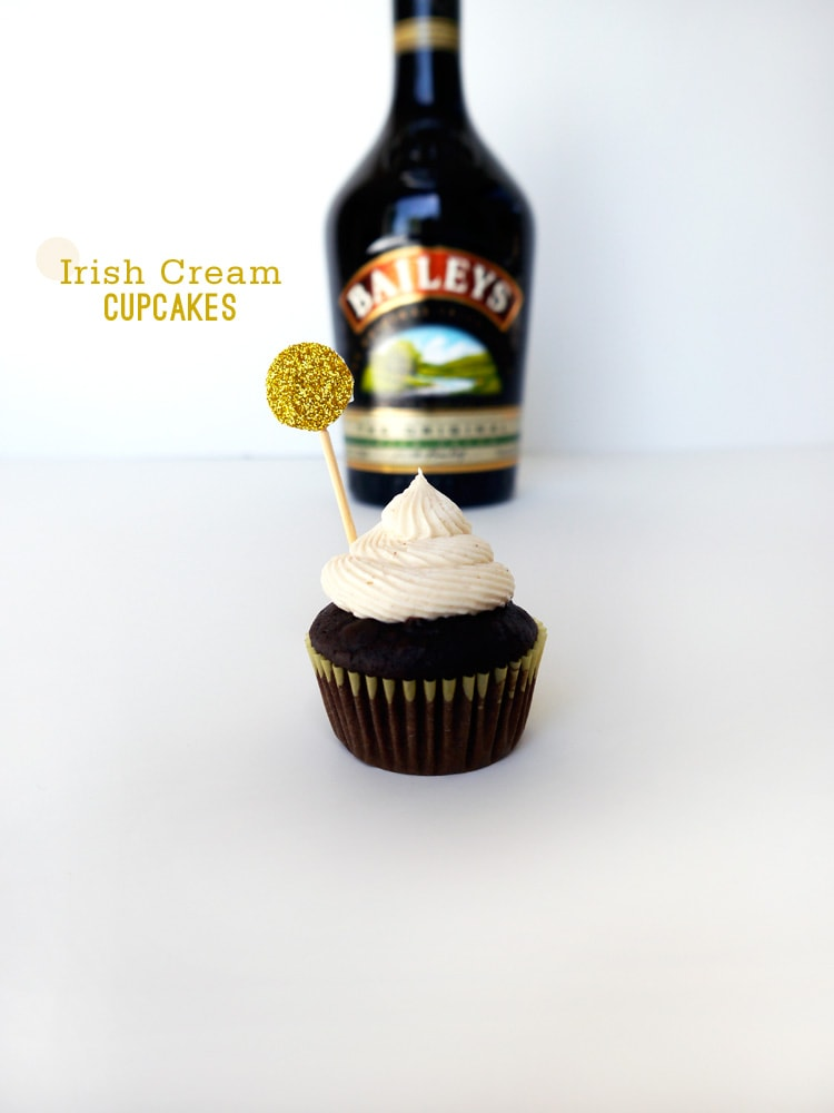 Baileys Irish Cream Cupcakes Baileys Irish Cream Cupcakes