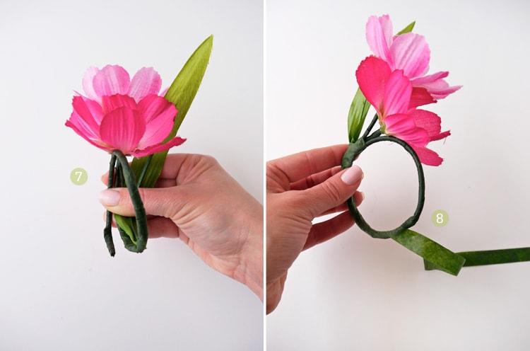 DIY-Floral-Napkin-Rings-Freutcake-7-8