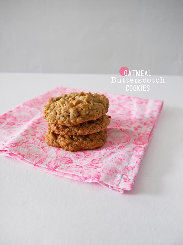 Oatmeal-Butterscotch-Cookie-Recipe-Freutcake