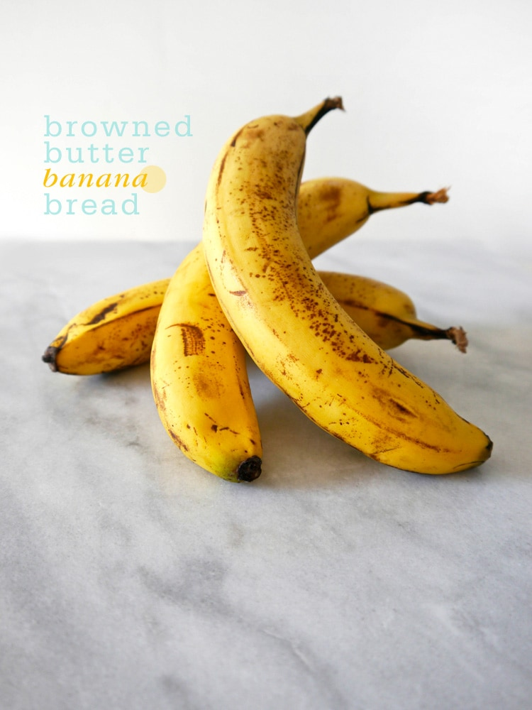 Browned Butter Banana Bread Browned Butter Banana Bread