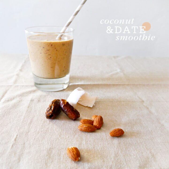 Coconut-Date-Breakfast-Smoothie