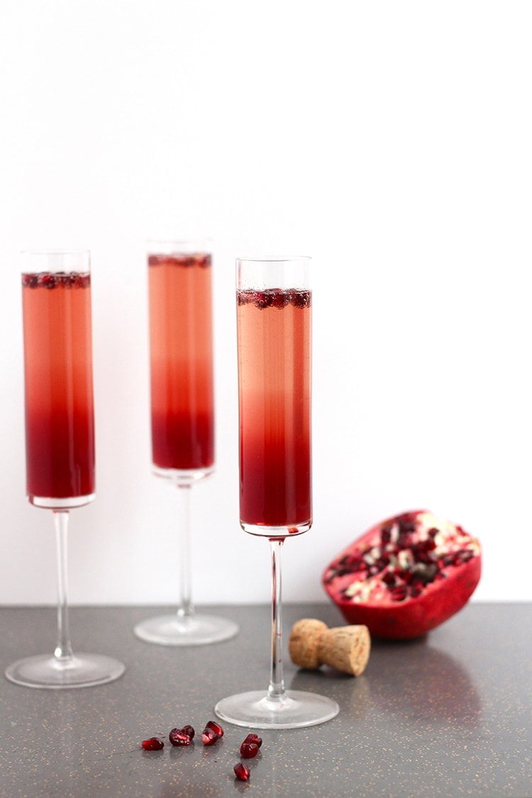 Pear Cranberry Sparklers Recipes — Dishmaps