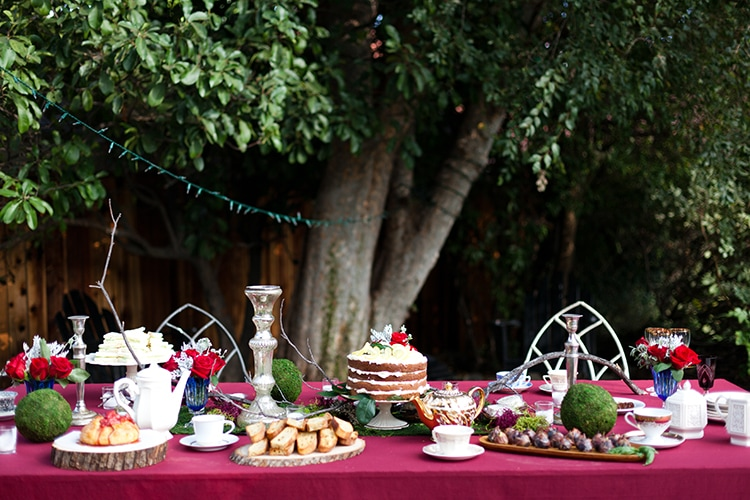 REd Tea Party