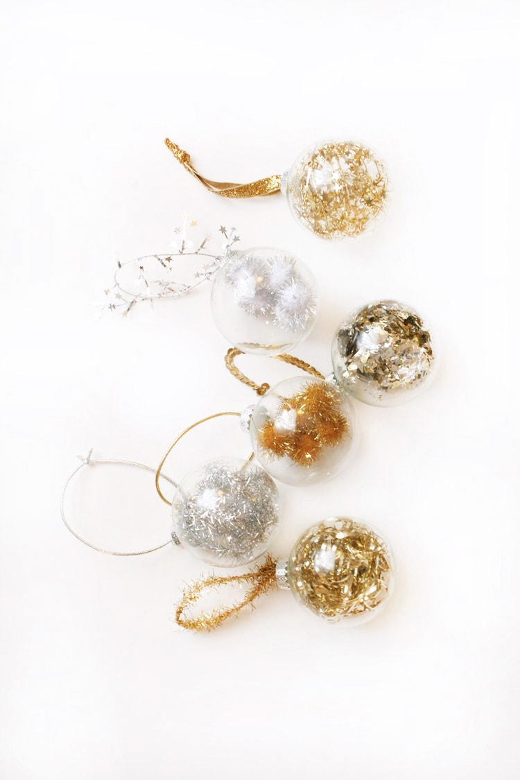 Diy fancy filled ornaments for How to design a christmas ornament