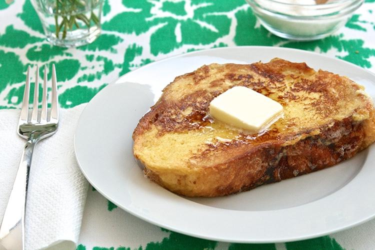 Eggnog French Toast | Freutcake