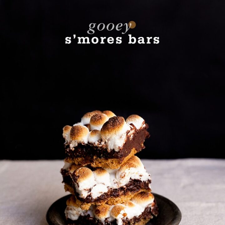 Gooey-Smores-Bars