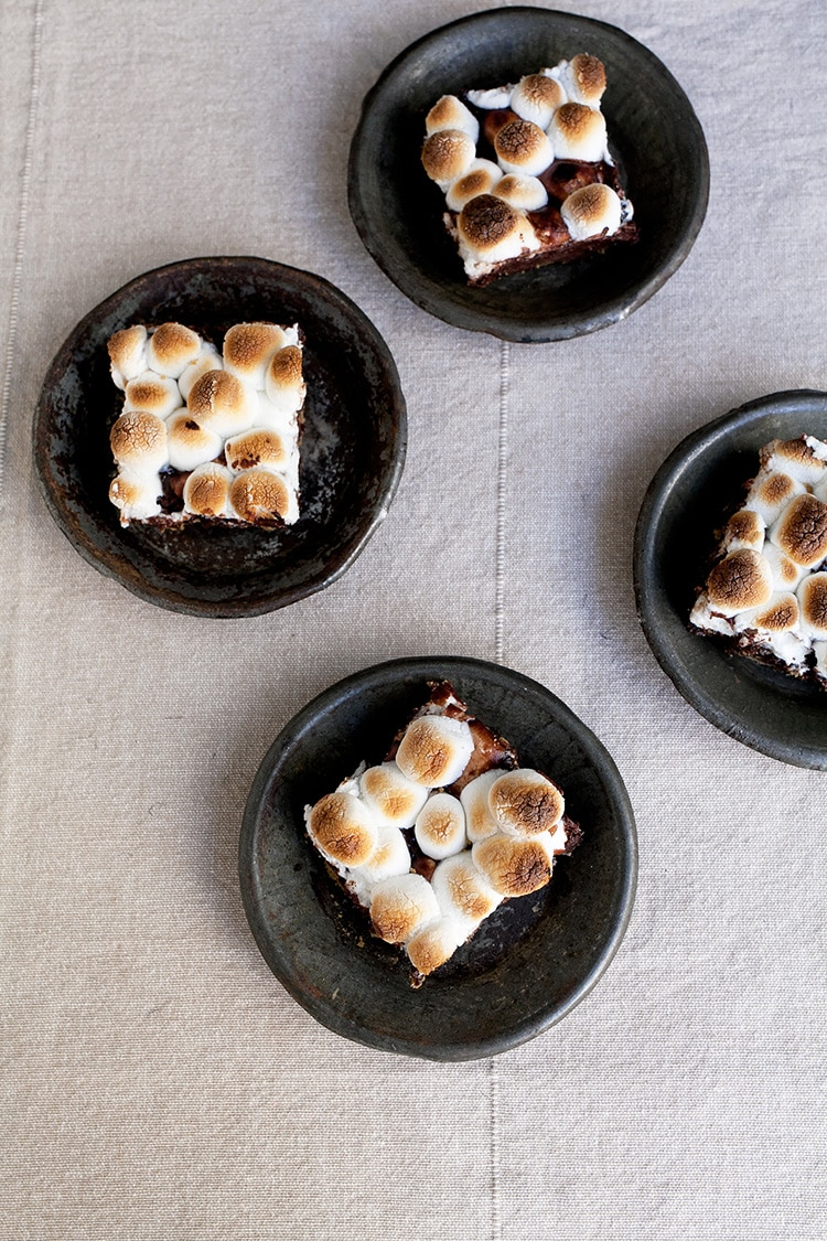 Smores Bars 1 Gooey Smores Bars