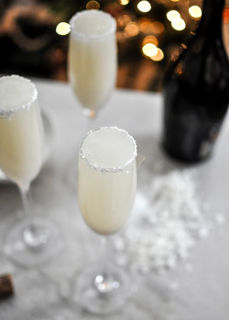 Coconut Bellini Three Bellini Recipes to Try
