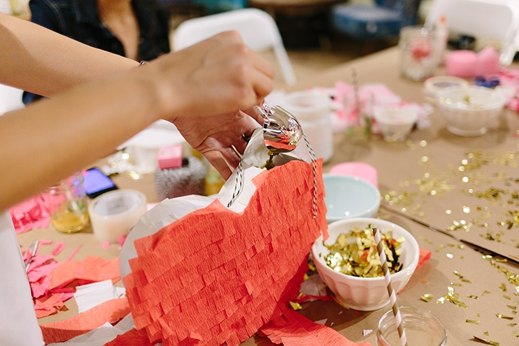 Pinata Party 7 Piñata Party with Anthropologie