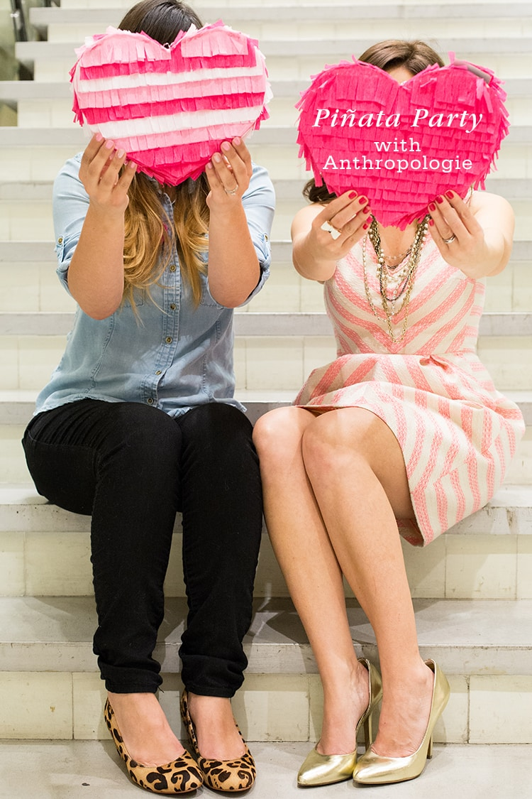 Pinata Party Anthropologie Piñata Party with Anthropologie