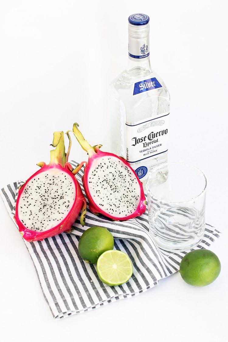 Dragonfruit-Margarita