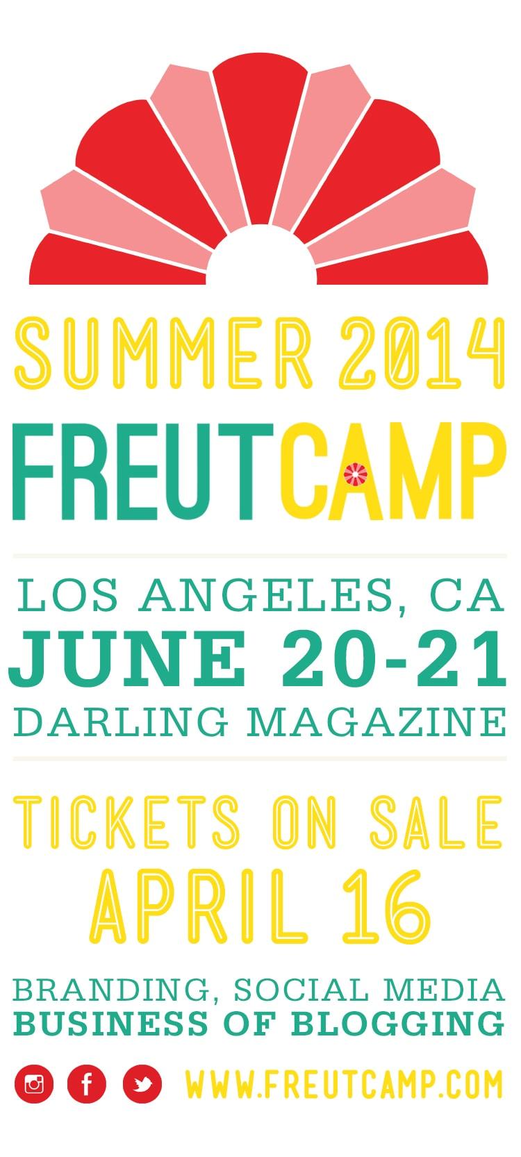 Freutcamp Summer 2014