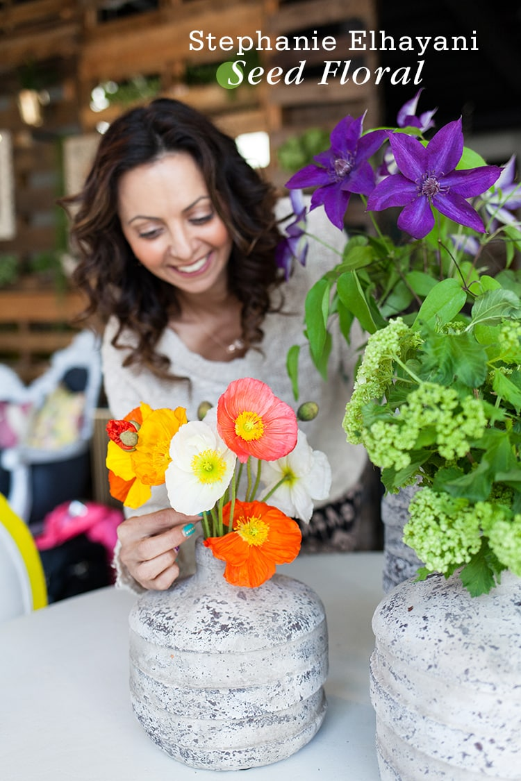 From Finanace to Flowers with Seed Floral