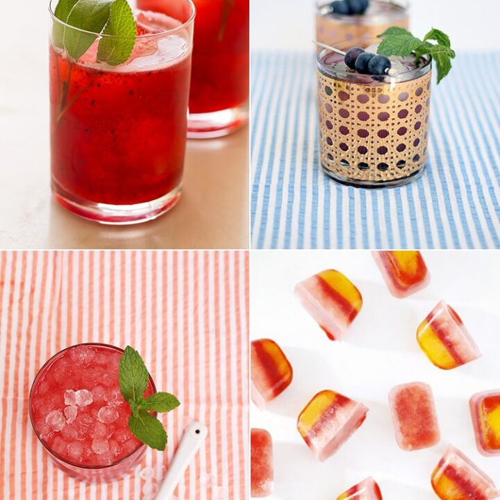 4 recipes to try