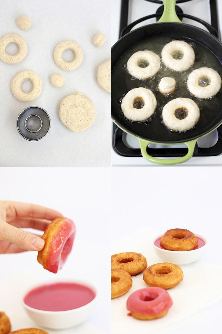 Raspberry-Donuts