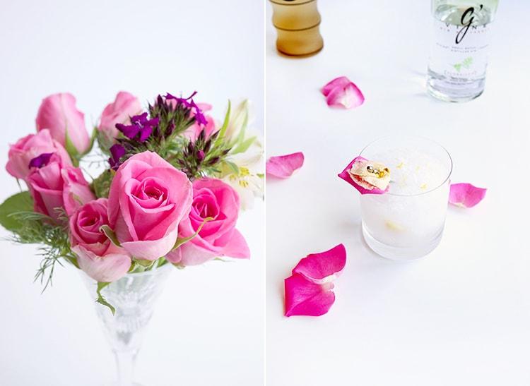 June Blush Cocktail