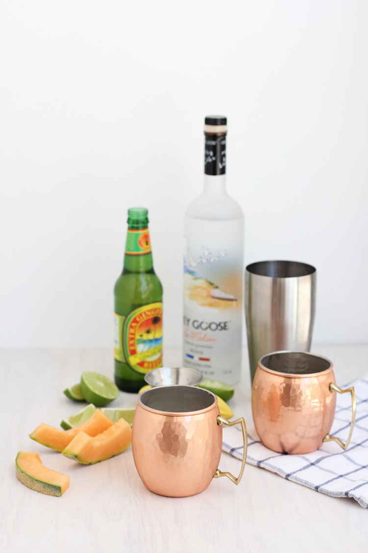 Melon Mule 4 Melon Mules + Birch Lane Giveaway