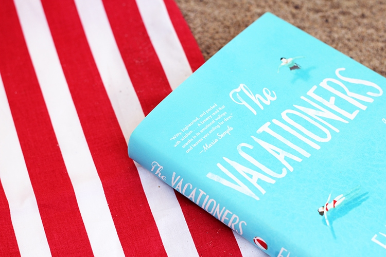 The Vacationers by Emma Staub July Bookclub: The Vacationers