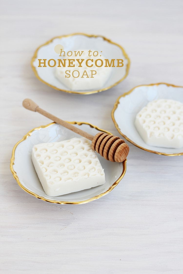 How to Make Honeycomb Soap How to Make Honeycomb Soap