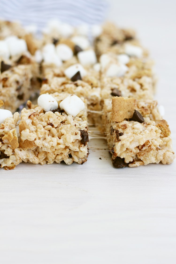 from gooey s mores bars to s mores rice krispies