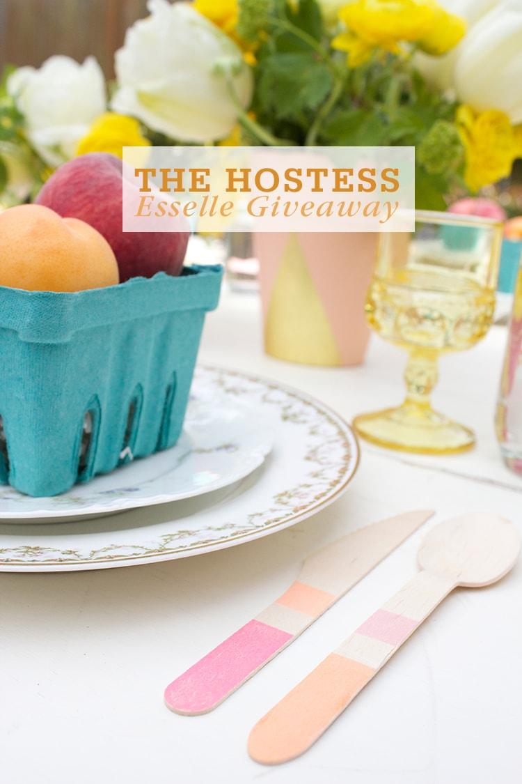 The Hostess