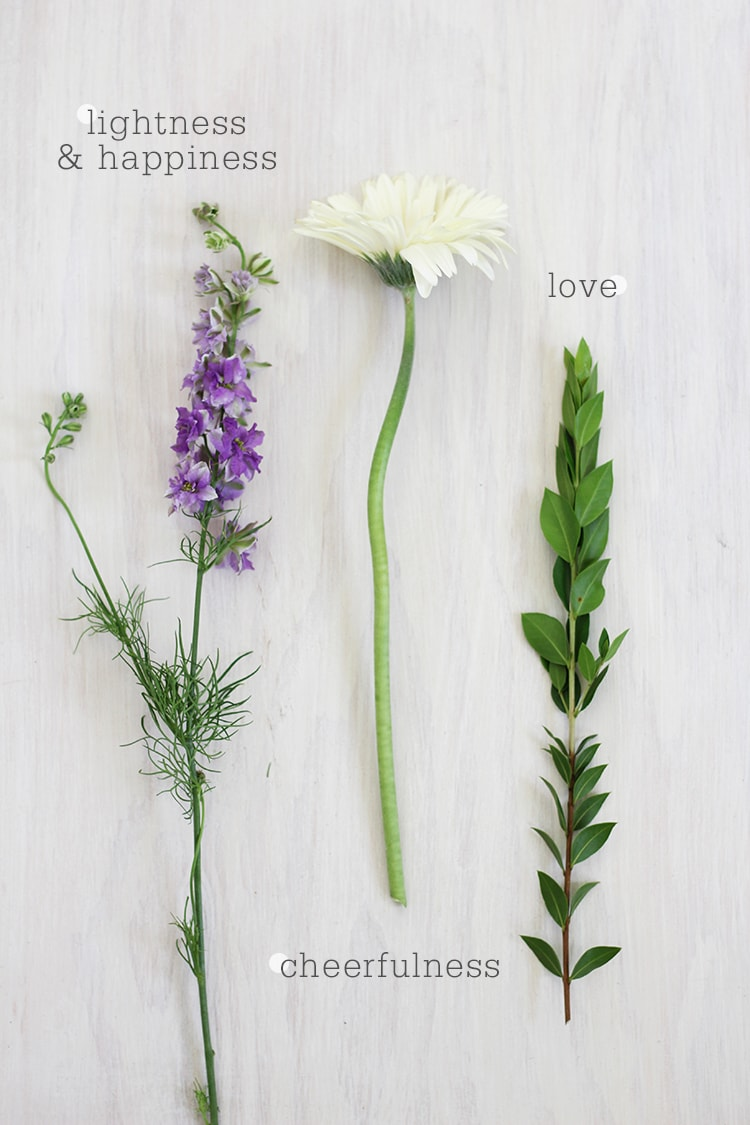 Friendship Bouquet Recipe A Meaningful Bouquet