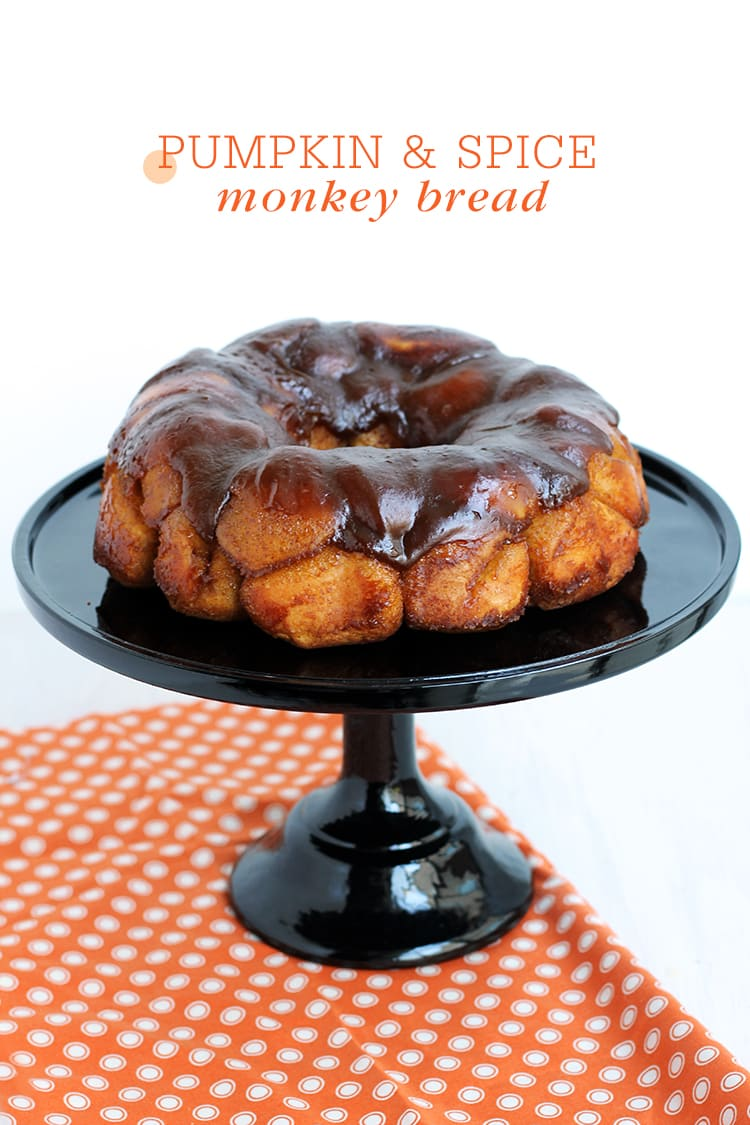 Pumpkin Spice Monkey Bread Pumpkin Spice Monkey Bread
