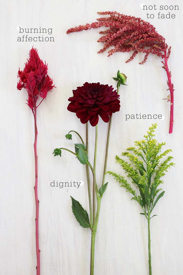 Romantic Love Bouquet Recipe A Meaningful Bouquet