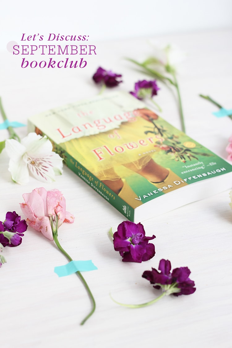 The Language of Flowers Freutcake Bookclub Discussion Questions Lets Discuss: The Language of Flowers