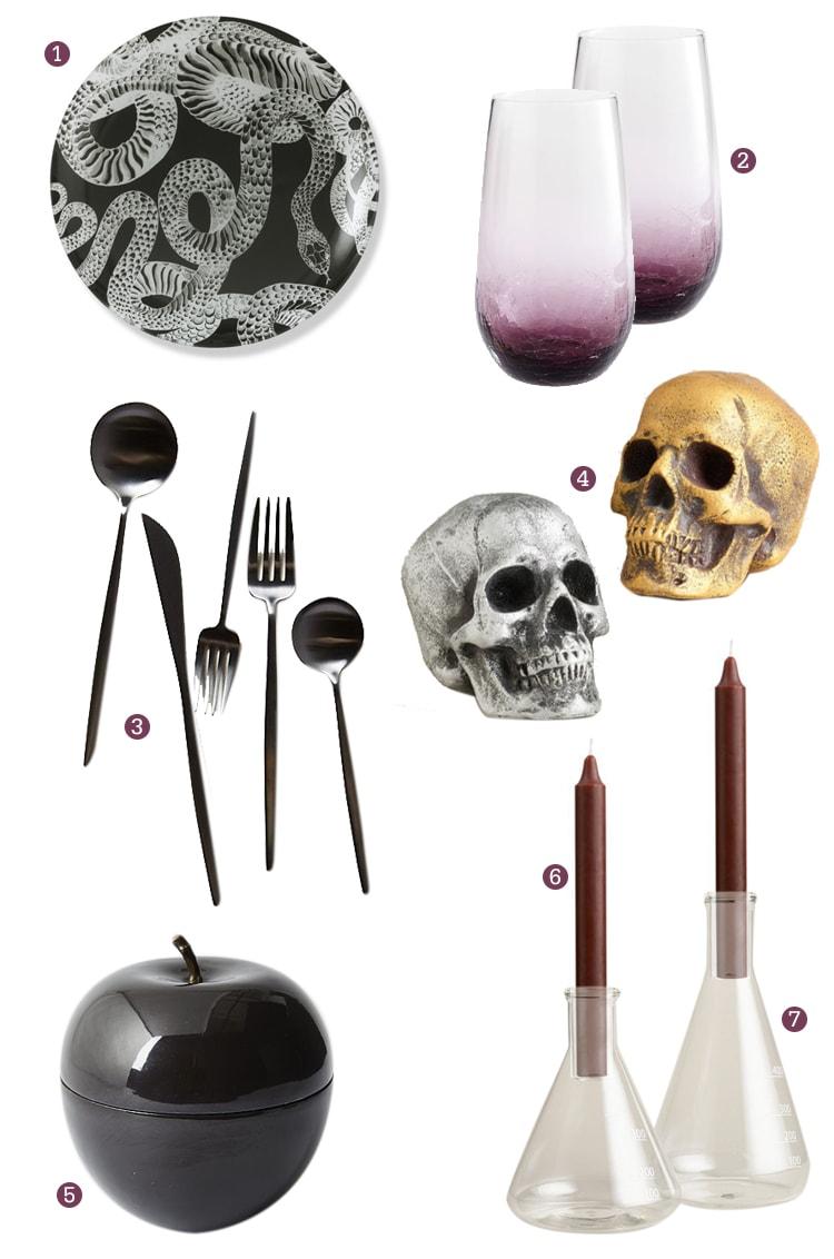 Halloween Table Halloween Table
