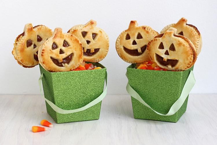 Pumpkin Pie Pops 1 Pumpkin Pie Pops