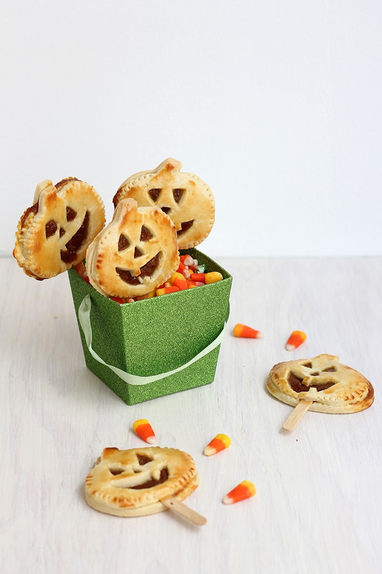 Pumpkin Pie Pops 2 Pumpkin Pie Pops