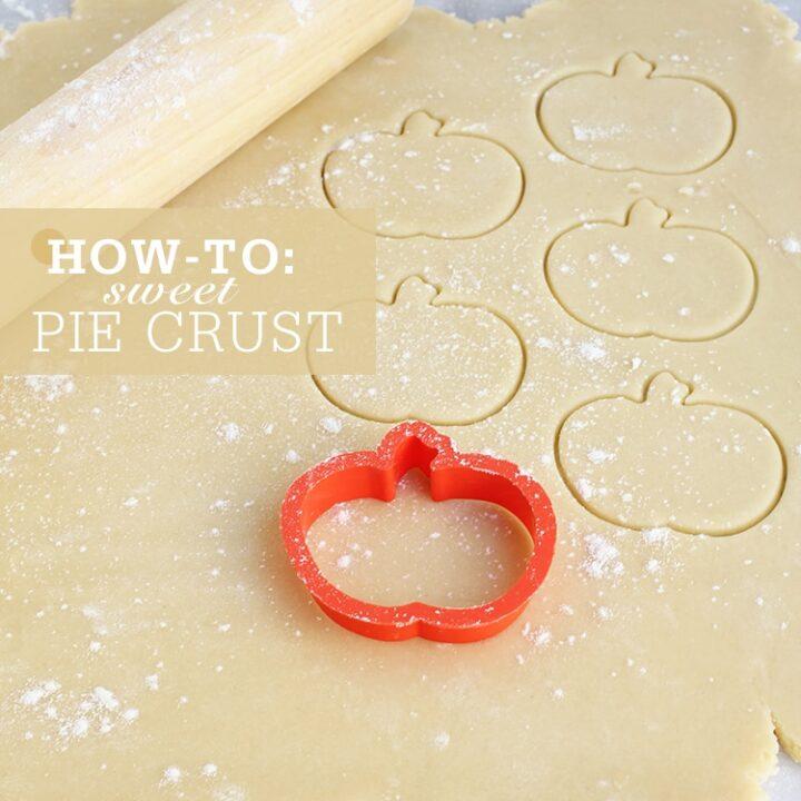 Sweet Pie Crust