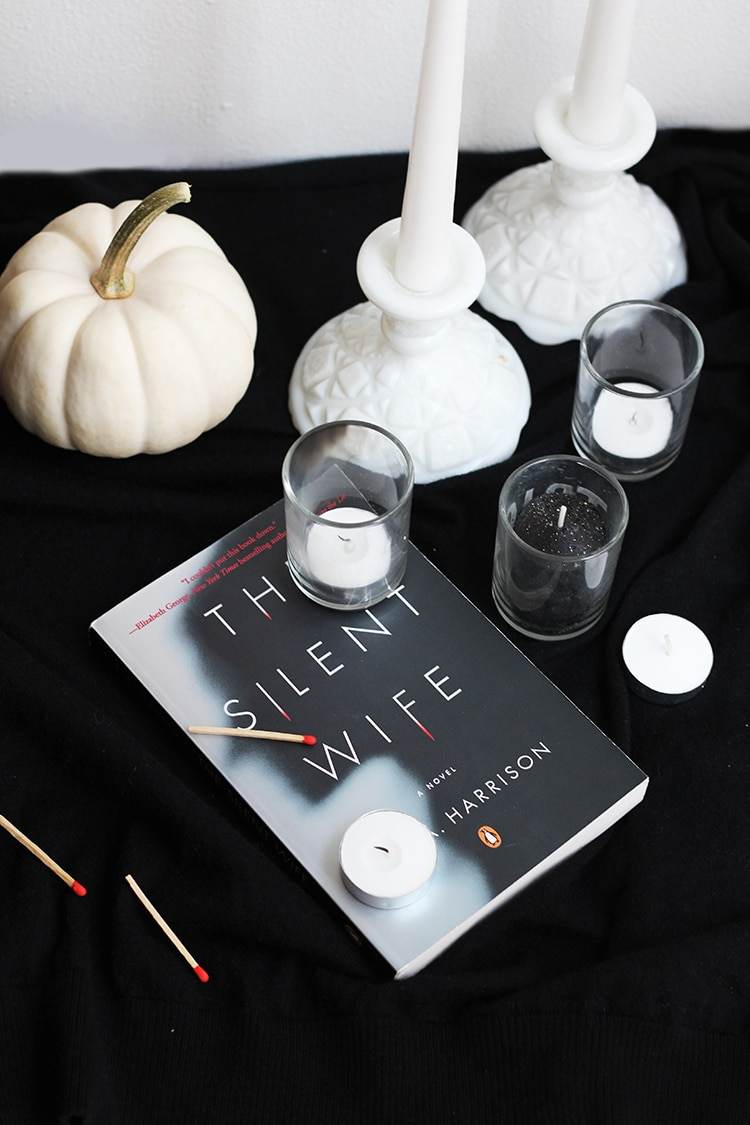 The Silent Wife 2 October Book Club: The Silent Wife