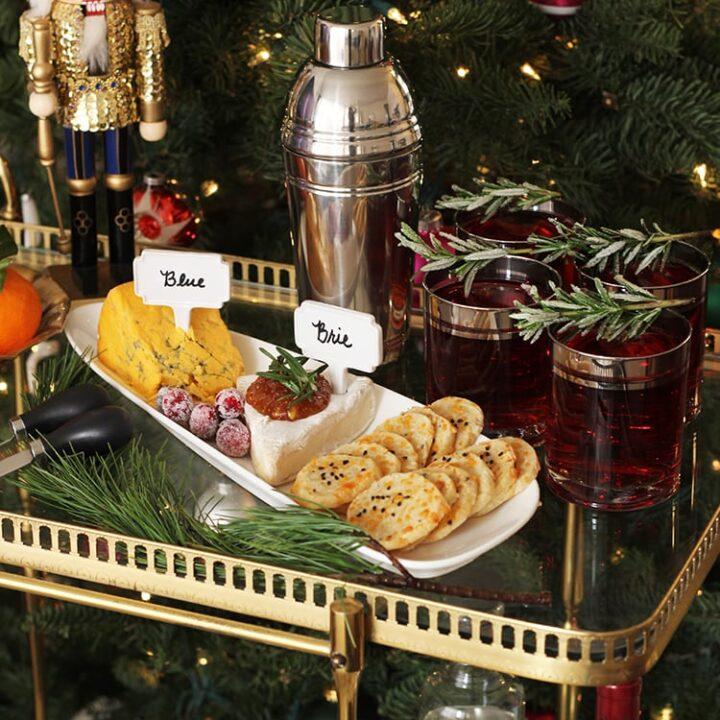 Christmas Cocktail Hour